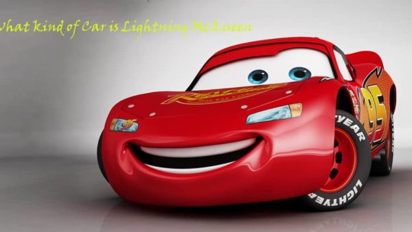 What kind of Car is Lightning McQueen?